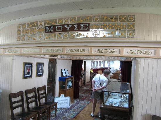 The SS Moyie National Historic Site: SS Moyie