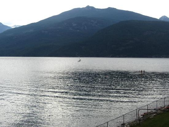 ‪‪The SS Moyie National Historic Site‬: Kootenay Lake at Kaslo‬