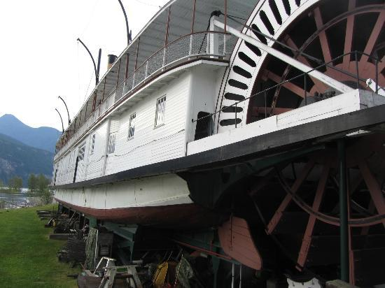 The SS Moyie National Historic Site 사진