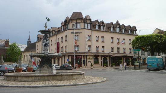 Hotel Normandy Vernon France Reviews Photos Price Comparison Tripadvisor