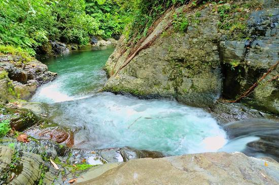 "Biliran Island, Filipina: Kinaraha means ""vortex"" as can be seen on this pic."