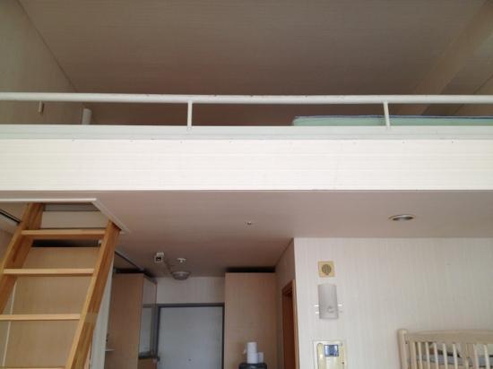 Hongdae Guesthouse: mezzanine floor