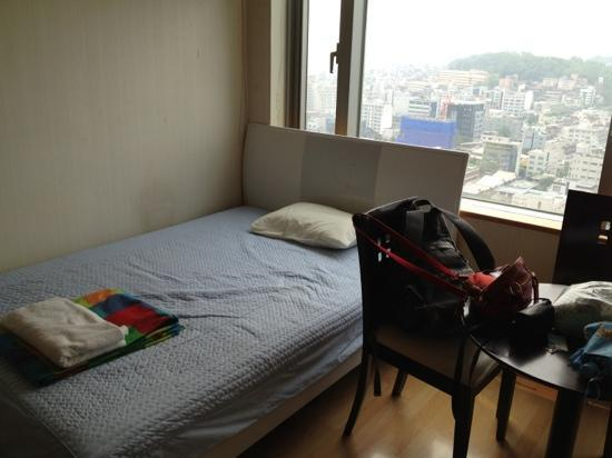 Hongdae Guesthouse: rest by the fantastic view