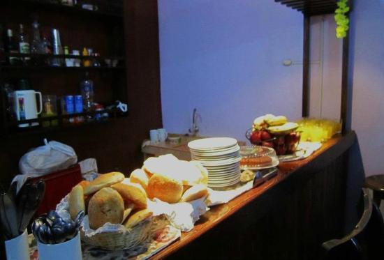Inka's Rest: breakfast