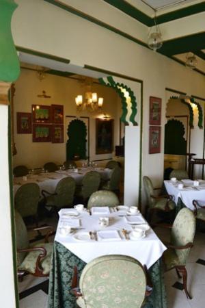 Shiv Niwas Palace: Dining Area