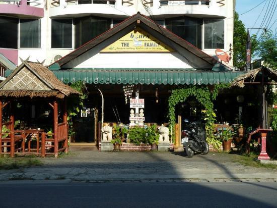 The Family Restaurant: Our restaurant