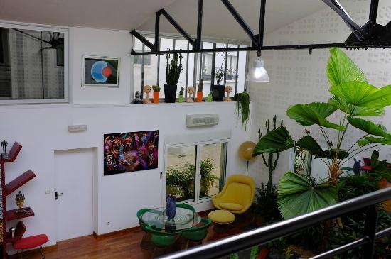 Chambre loft vintage lyon ~ Solutions pour la décoration ...