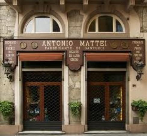 Prato, Italia: Facciata