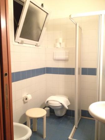 Hotel Greif: ванная комната