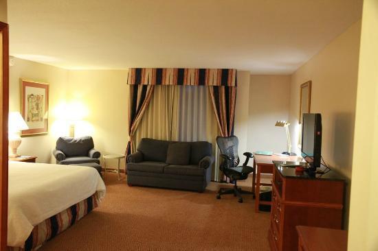 Hilton Garden Inn Syracuse: A room
