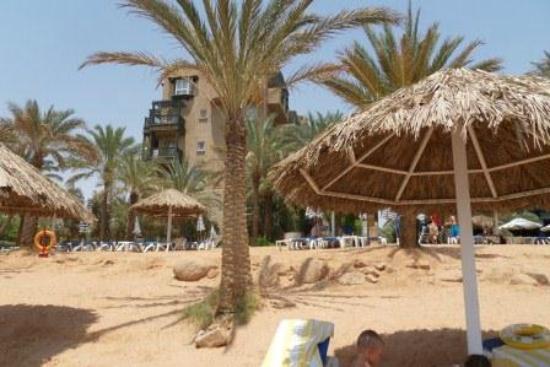 Mövenpick Resort & Residence Aqaba: пляж