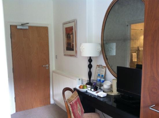 The Woodlands Hotel: jasper room