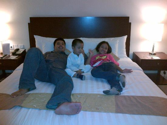 Aston Samarinda Hotel and Convention Center: nice room