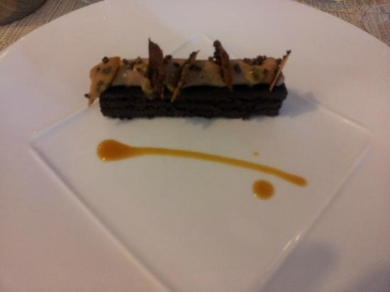 L'Esquisse : Would it be dessert if it weren't chocolate?