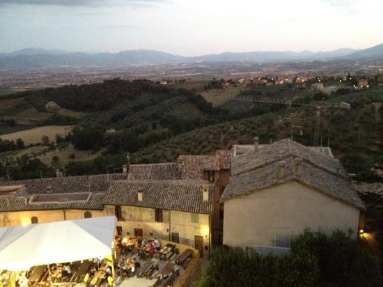 Palazzo Bontadosi Hotel & Spa: vista dalla camera n.15