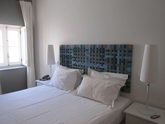 Albergaria do Calvario: our bedroom.