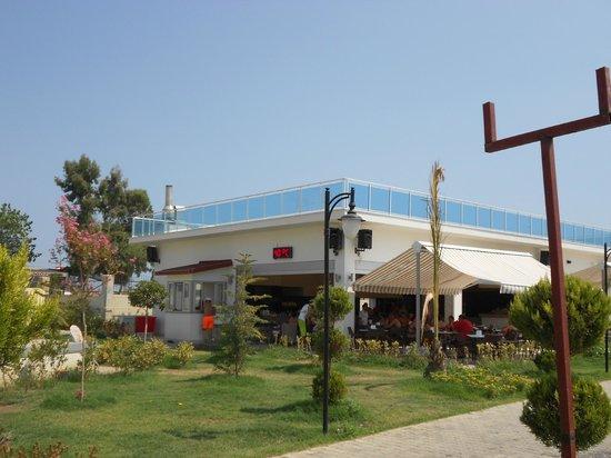 Kahya Resort Hotel: Rostschilder nach 4 Monaten