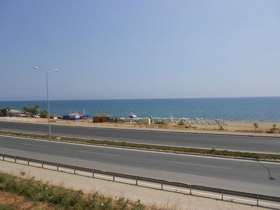 Kahya Resort Hotel: Super 5 sterne Strand :-((
