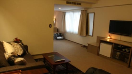 Isehara Green Palace Hotel : 伊勢原グリーンパレスホテル
