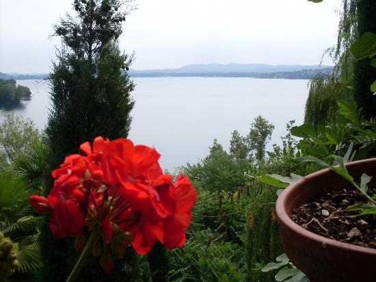 The Villa San Antonio : Vista lago
