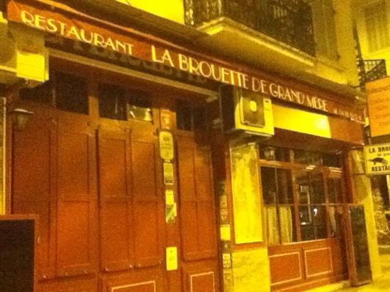 La brouette de Grand-Mere: tipica cucina francese