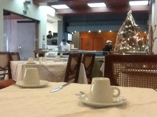 Hotel Del Principado: Inside