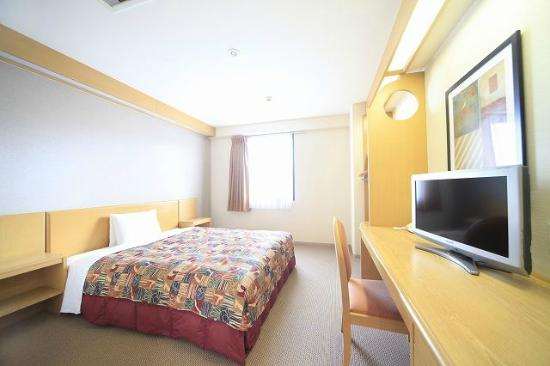 Vessel hotel Fukuyama : シングルルーム(1ベッドルーム)