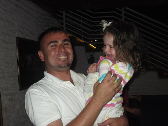 Monta Verde Hotel & Villas: nasif and my little girl