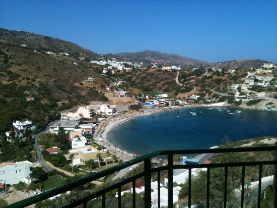 Erivolos Apartments: Amazing View
