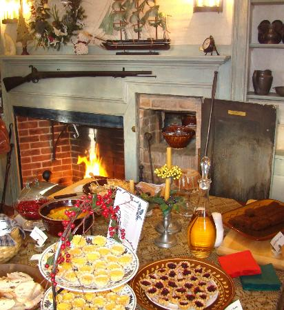 Open Hearth Cooking at the Caleb Nickerson House Museum