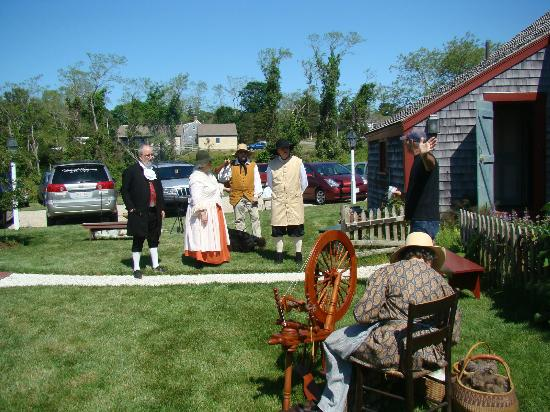 Early American Events at the Caleb Nickerson House Museum