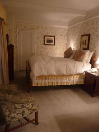 Roger Smith Hotel : Bedroom