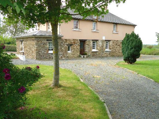 La Mancelliere-sur-Vire, France: entrée
