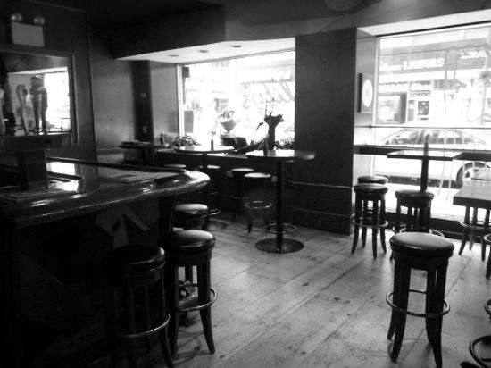 Roger Smith Hotel: lilys bar