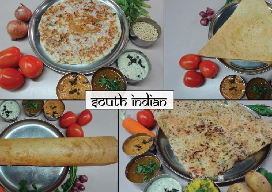 Mathura Madras Woodlands Restaurant: South Indian Foods