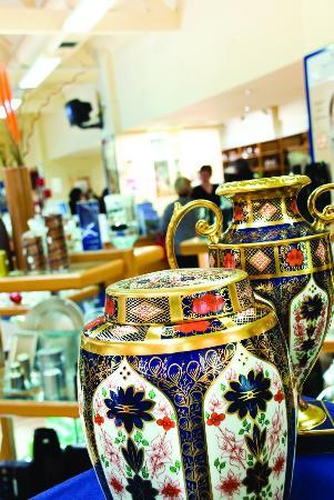 Royal Crown Derby Visitor Centre: Factory_Shop