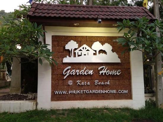 Garden Home Kata: Gardenhome kata beach