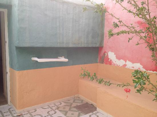 Stella Canaris Chalets Tropical: Terracce