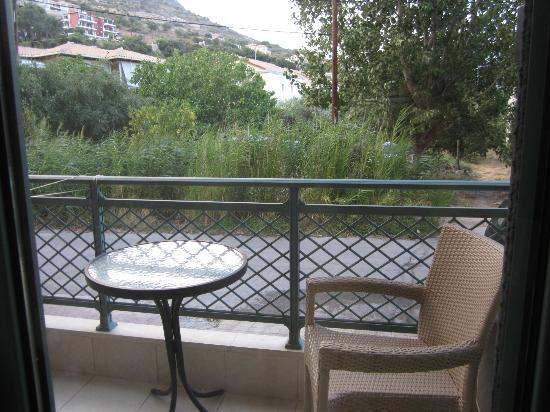 Anemolia Apartments: il nostro balcone