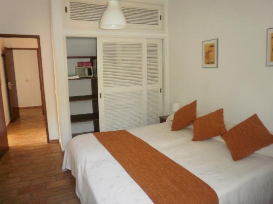 Villa Spliethoff: slaapkamer rechter appartement