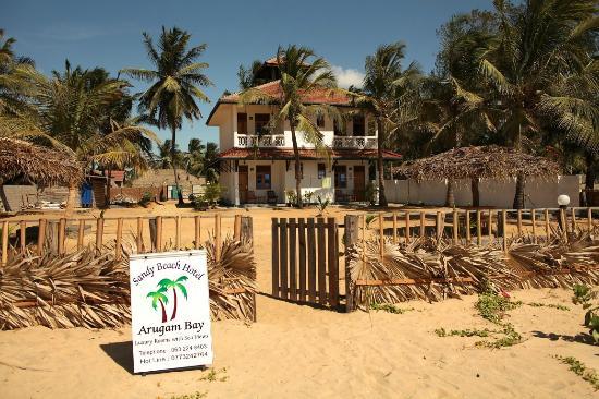 Sandy Beach Hotel Updated 2018 Prices Reviews Sri Lanka Arugam Bay Tripadvisor