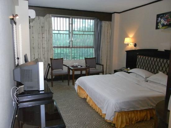 Haoyunlai Hotel: guest rooms (pc room)