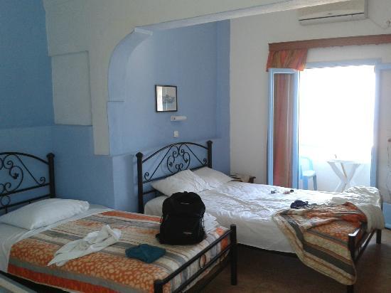 Stella Nomikou Apartments: trilocale con angolo cottura