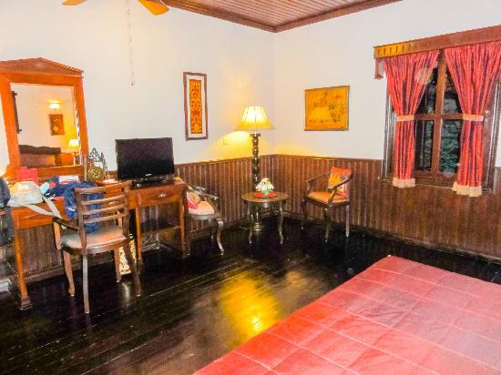 HanumanAlaya Boutique Residence: Deluxe room