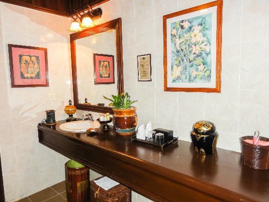 หนุมานาลายา บูติค เรสซิเดนซ์: Deluxe room