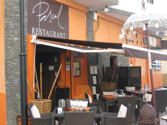 Pascal Le Restaurant: terrasse