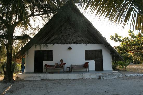 Kilimani Kwetu Bungalows : De bungalow
