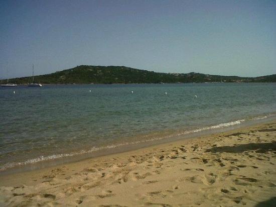 iGV Club SantaClara: la vista dalla spiaggia