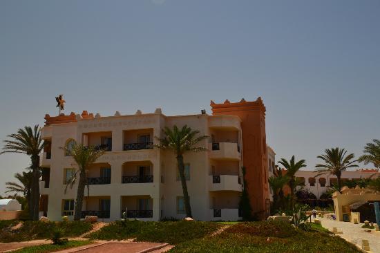 Hotel picture of safira palms zarzis tripadvisor for Hotels zarzis