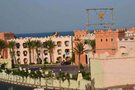 Safira Palms Hotel & Spa: Vue de l'hôtel.